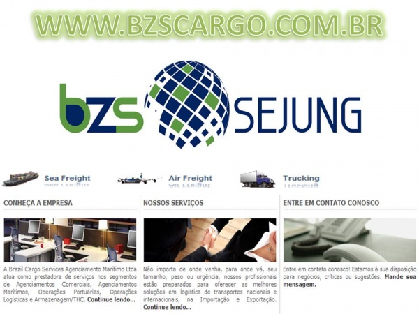 BZS - Brazil Cargo Service - (BZS-SEJUNG)